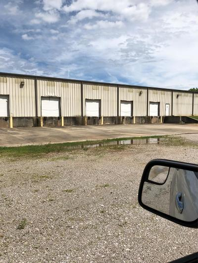 Baxter, Cookeville, Monterey Commercial For Sale: 1800 Tenn Tex Dr