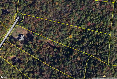 Putnam County Residential Lots & Land For Sale: 6.7 Ac. Cherokee Drive