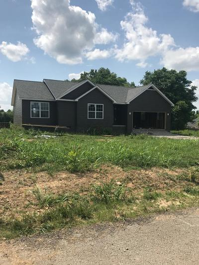 Cookeville TN Single Family Home For Sale: $169,000