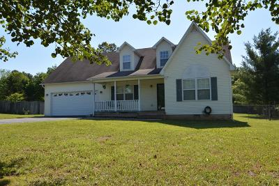Putnam County Single Family Home For Sale: 809 Lindsey Lane