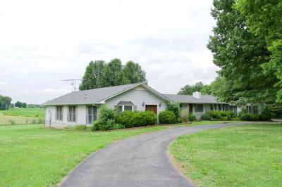 Cookeville TN Single Family Home For Sale: $268,000