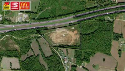 Baxter, Cookeville, Monterey Residential Lots & Land For Sale: 34.97 Ac Ditty Rd