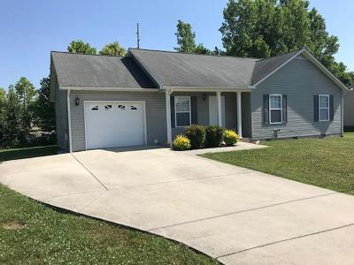 Cookeville TN Single Family Home For Sale: $129,500