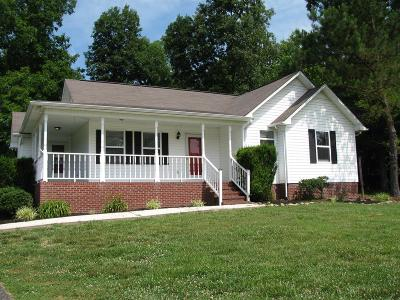 Cookeville Single Family Home For Sale: 1959 Birch Cir