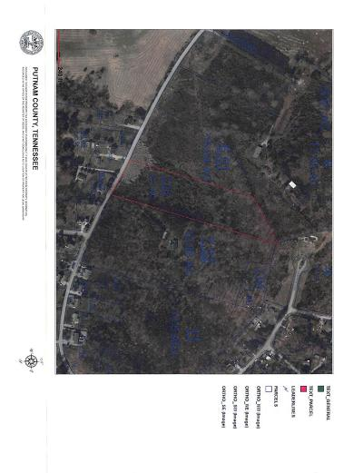 Cookeville Residential Lots & Land For Sale: 00 Academy Rd.