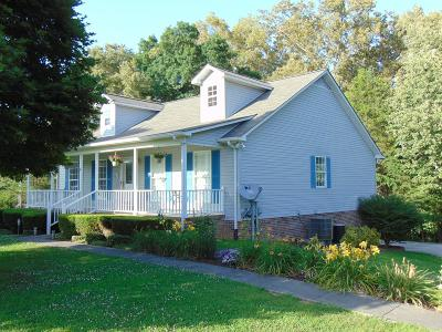 Cookeville TN Single Family Home For Sale: $212,000