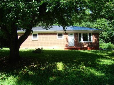 Gainesboro Single Family Home For Sale: 137 Bowman Ln