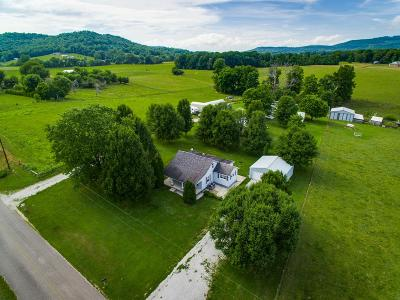 Sparta Single Family Home For Sale: 1821 Copeland Rd