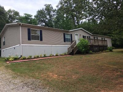 Cookeville Single Family Home For Sale: 4251 Verble Sherrell Rd
