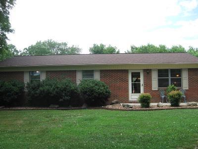 Livingston Single Family Home For Sale: 115 Hillsboro Subdivision Rd