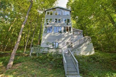 Silver Point Single Family Home For Sale: 969 Blackberry Hill Road