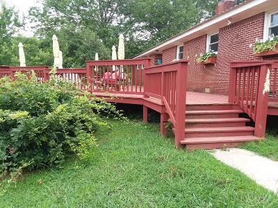 Gainesboro Single Family Home For Sale: 550 Carol Dixon Lane