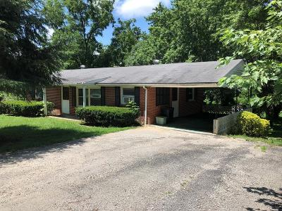 Livingston Single Family Home For Sale: 312 Miller