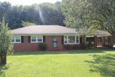 Gainesboro Single Family Home For Sale: 402 Grundy Quarles Highway