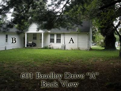 Cookeville Single Family Home For Sale: 601 Bradley