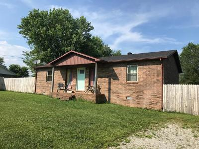 Cookeville TN Single Family Home For Sale: $89,000