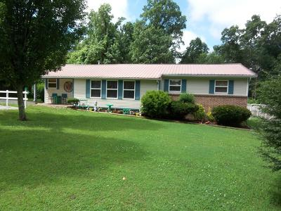 Crossville Single Family Home For Sale: 469 Lee Dr.