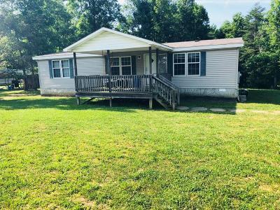 Crossville Single Family Home For Sale: 148 Keagle Farm Rd.