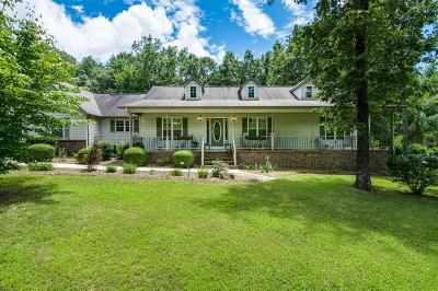Crossville Single Family Home For Sale: 508 Forest Dr.