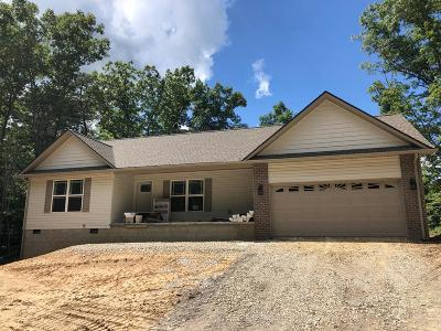 Crossville Single Family Home For Sale: 719 Taopi Ln