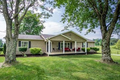 Livingston Single Family Home For Sale: 465 Terrapin Ridge Rd