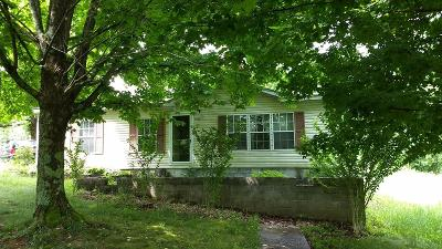 Monterey TN Single Family Home For Sale: $36,900