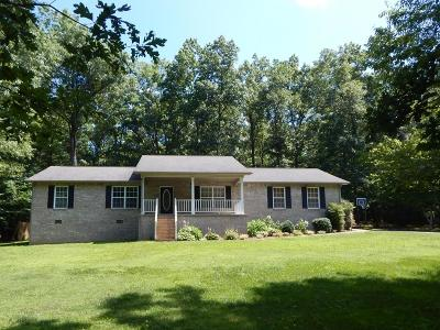 Crossville Single Family Home For Sale: 62 Crossbow Dr