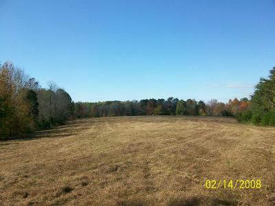 Cookeville Residential Lots & Land For Sale: Cummins Mill Road