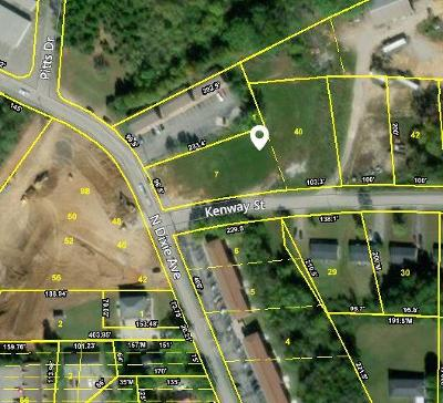 Cookeville Residential Lots & Land For Sale: 1973 Dixie Ave