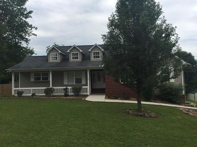 Cookeville Single Family Home For Sale: 687 Edgewood Drive