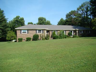 Cookeville Single Family Home For Sale: 3572 Gra Mar