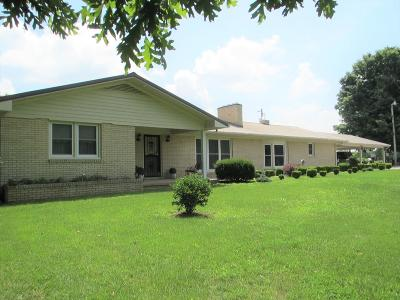 Sparta TN Single Family Home For Sale: $550,000
