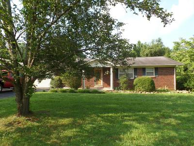 Cookeville Single Family Home For Sale: 1217 Quinland Lake Road
