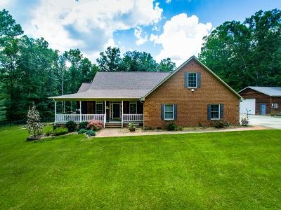 Crab Orchard, Crossville, Fairfield Glade, Monterey, Pleasant Hill, Sparta Single Family Home For Sale: 774 Wilson Lane
