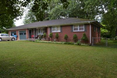 Crossville Single Family Home For Sale: 264 Hillcrest