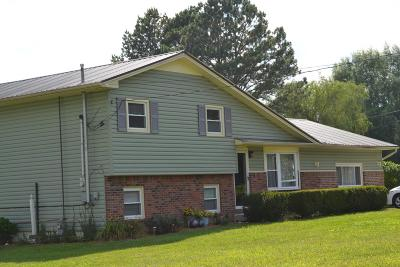 Crossville Single Family Home For Sale: 141 Open Meadow Lane