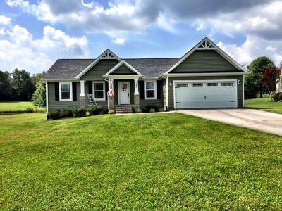 Rickman Single Family Home For Sale: 143 W Speck Road