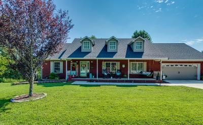 Gainesboro Single Family Home For Sale: 560 Hailey Ridge Lane