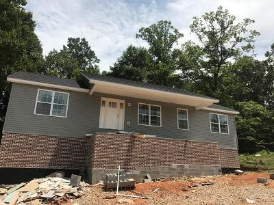 Cookeville TN Single Family Home For Sale: $179,000
