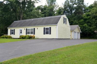 Cookeville TN Single Family Home For Sale: $167,500