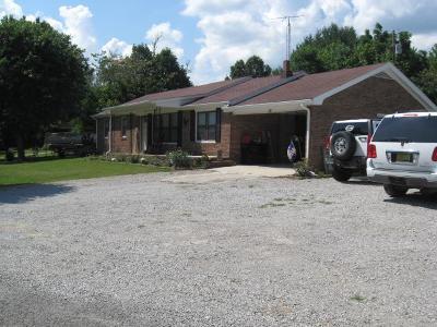 Livingston Single Family Home For Sale: 215 Hensley Lane