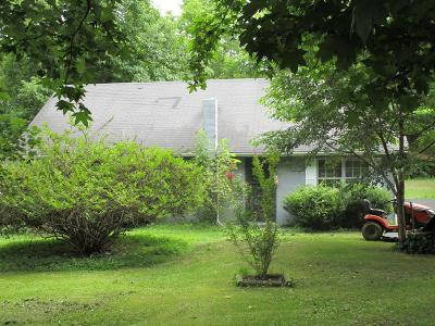 Monterey TN Single Family Home For Sale: $65,000