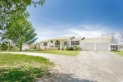 Livingston Single Family Home For Sale: 115 Vaughn Lane
