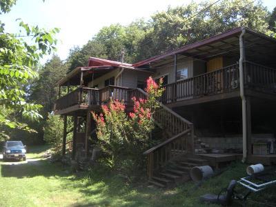 Gainesboro Single Family Home For Sale: 1783 Granville Hwy