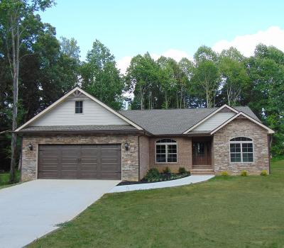 Cookeville Single Family Home For Sale: 4903 Greenbrook