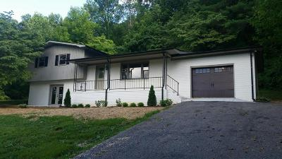 Cookeville Single Family Home For Sale: 1152 Watauga Rd