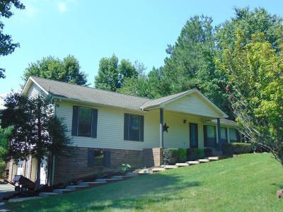 Cookeville Single Family Home For Sale: 2702 New London Drive