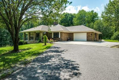 Cookeville Single Family Home For Sale: 3131 Zeb Warren Road