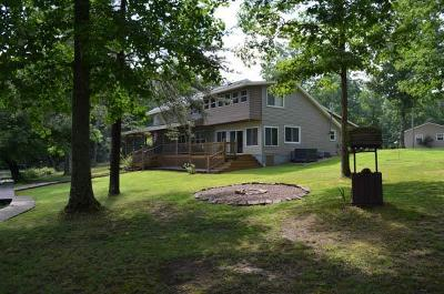 Sparta Single Family Home For Sale: 1103 Camp Belle Air Rd.