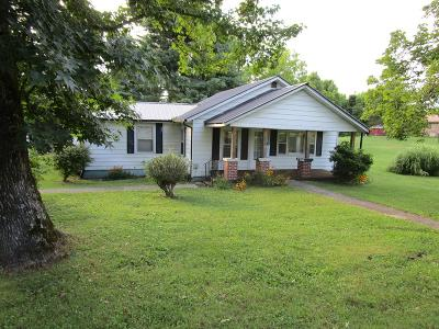 Monterey TN Single Family Home For Sale: $129,900